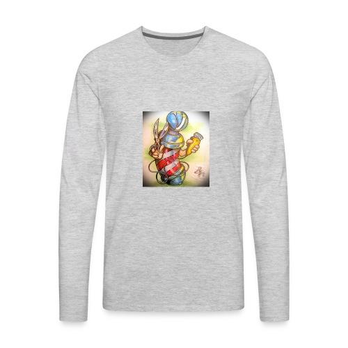 IMG 20170705 074216 - Men's Premium Long Sleeve T-Shirt