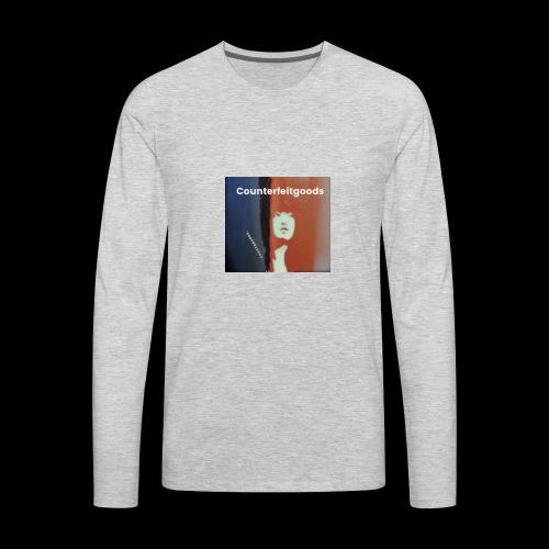 Cg samurai lady - Men's Premium Long Sleeve T-Shirt