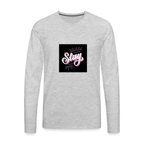 slay - Men's Premium Long Sleeve T-Shirt