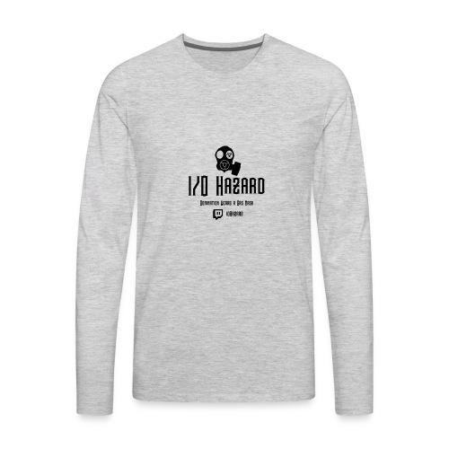 I/O Hazard Official - Men's Premium Long Sleeve T-Shirt