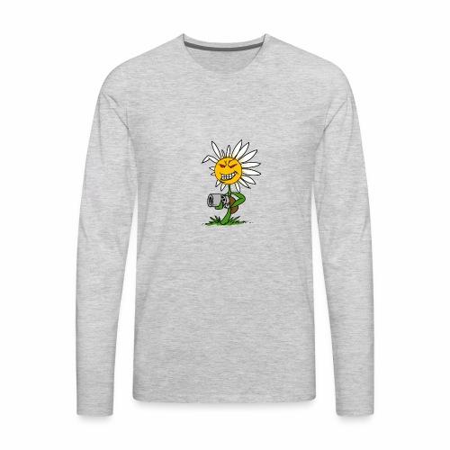 Killer Daisy - Men's Premium Long Sleeve T-Shirt