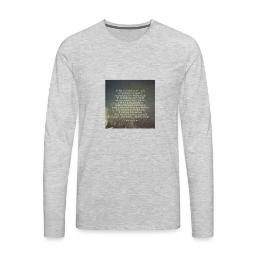 l.bcool - Men's Premium Long Sleeve T-Shirt