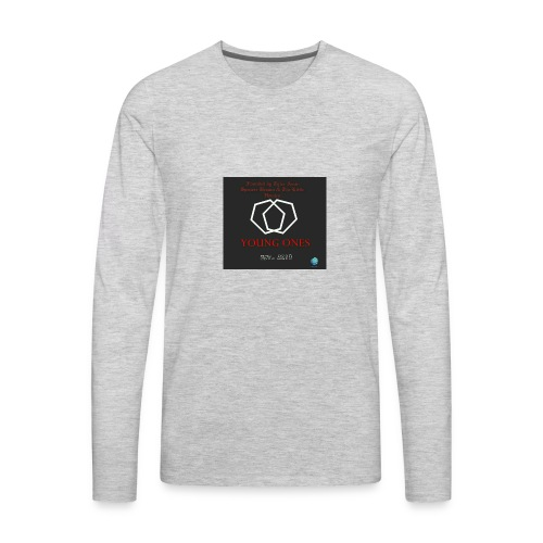 YOUNG ONES - Men's Premium Long Sleeve T-Shirt