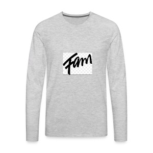 Fam - Men's Premium Long Sleeve T-Shirt