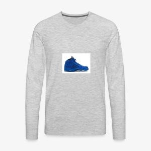 When u a hypebeast - Men's Premium Long Sleeve T-Shirt