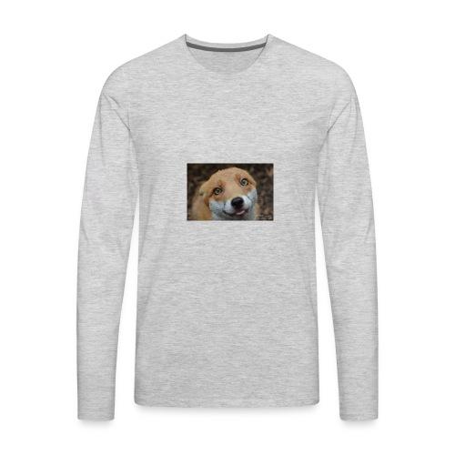 merch picture - Men's Premium Long Sleeve T-Shirt