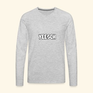 front - Men's Premium Long Sleeve T-Shirt