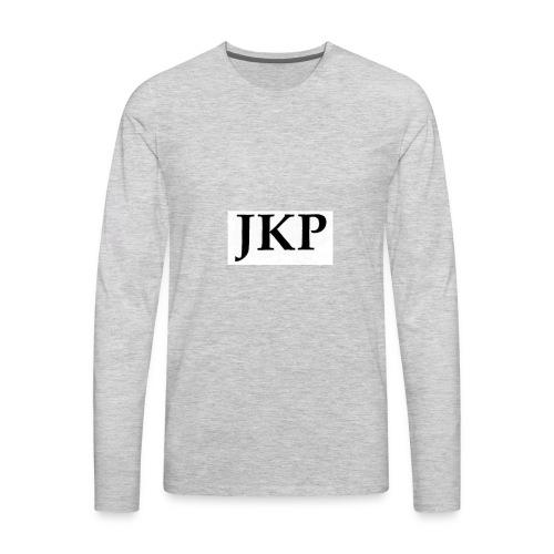 Jkp - Men's Premium Long Sleeve T-Shirt