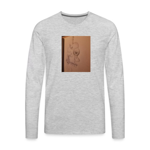 The Art Of Victory - Men's Premium Long Sleeve T-Shirt