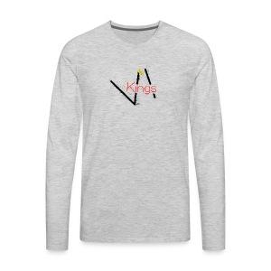 VI Kings UCEE Edition! - Men's Premium Long Sleeve T-Shirt