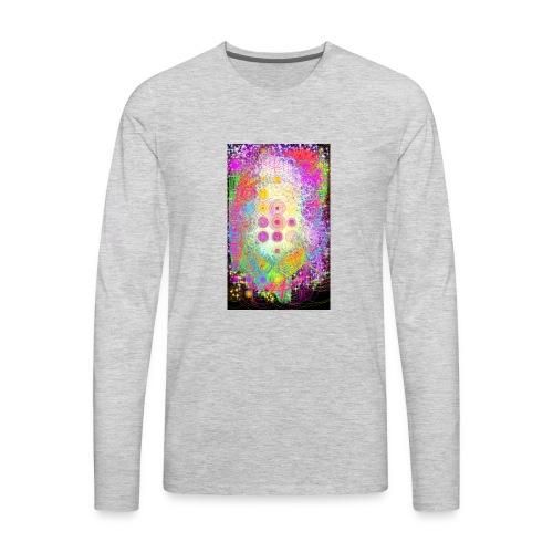 trippy - Men's Premium Long Sleeve T-Shirt