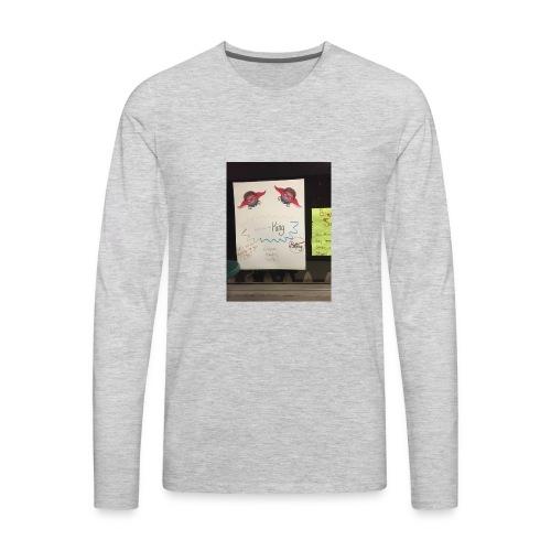 F660477A 0A7A 4DD6 8E2A 766E17AC1DC9 - Men's Premium Long Sleeve T-Shirt