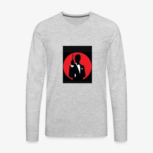 Street GENTLEMEN - Men's Premium Long Sleeve T-Shirt