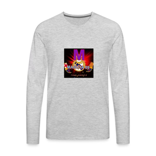 Marota merch - Men's Premium Long Sleeve T-Shirt