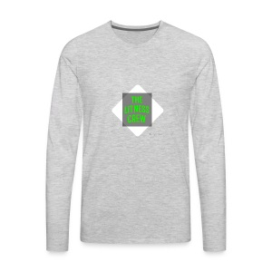 Litness crew sweaters - Men's Premium Long Sleeve T-Shirt