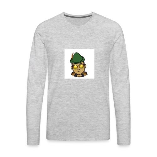 new jizil 2 - Men's Premium Long Sleeve T-Shirt