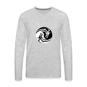 PARADOX DRAGON - Men's Premium Long Sleeve T-Shirt