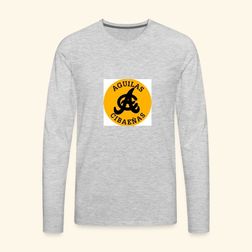 Is a baseball team from the Dominican Republic. - Men's Premium Long Sleeve T-Shirt
