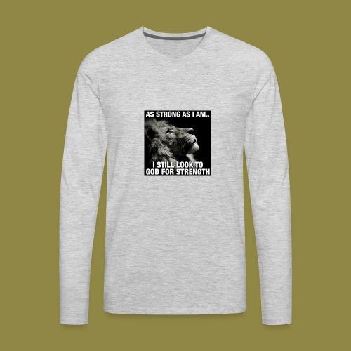 20180107195803 TTY - Men's Premium Long Sleeve T-Shirt