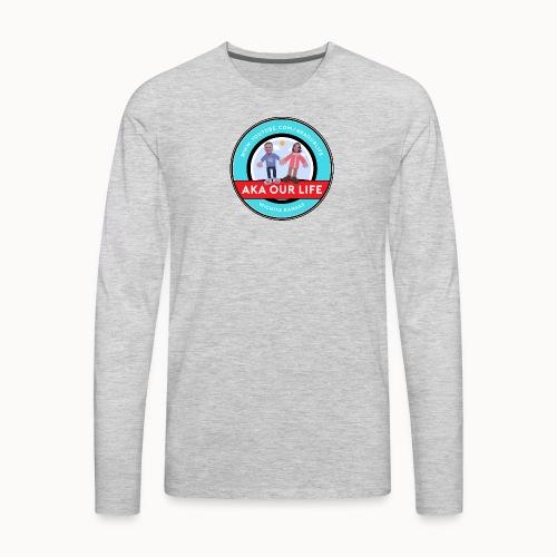 AKA Our Life - Men's Premium Long Sleeve T-Shirt