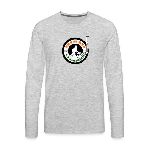 MIAMI LEGENDS GOT VINYL - Men's Premium Long Sleeve T-Shirt