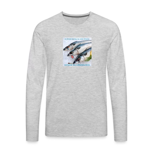 FADA SE INCRIVEL - Men's Premium Long Sleeve T-Shirt