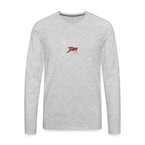 DreZzy ( Joey Edition ) V2 - Men's Premium Long Sleeve T-Shirt