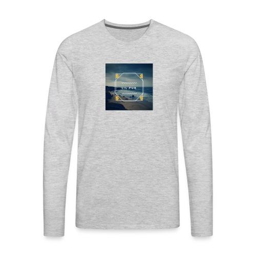 Lil puk - Men's Premium Long Sleeve T-Shirt