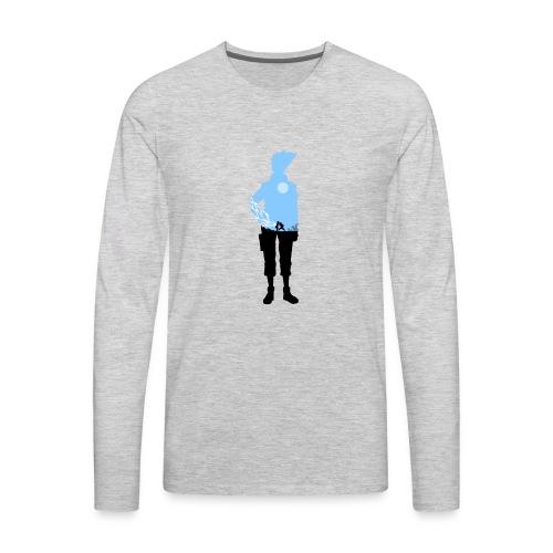 Kakashi Hatake - Men's Premium Long Sleeve T-Shirt