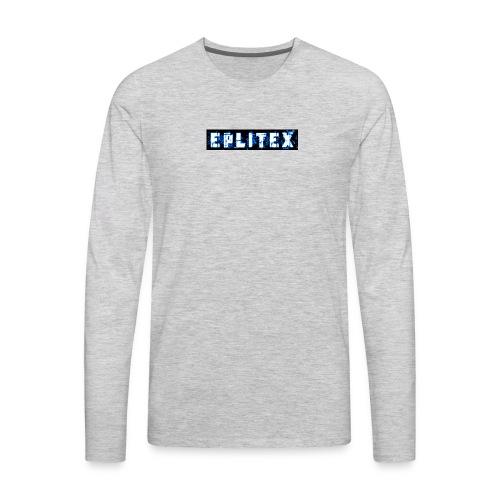 EpLITeX - Men's Premium Long Sleeve T-Shirt