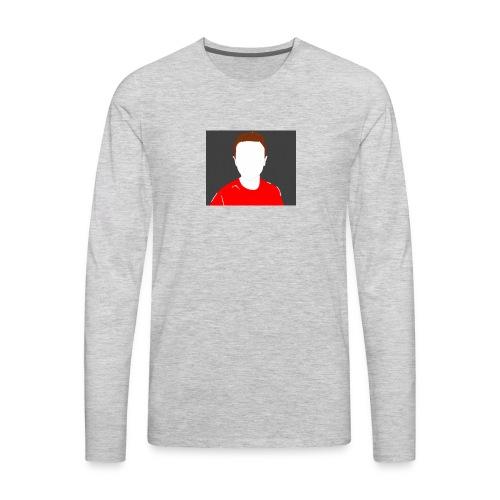 ChickenBilly shirt - Men's Premium Long Sleeve T-Shirt