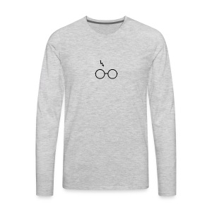 HP - Men's Premium Long Sleeve T-Shirt