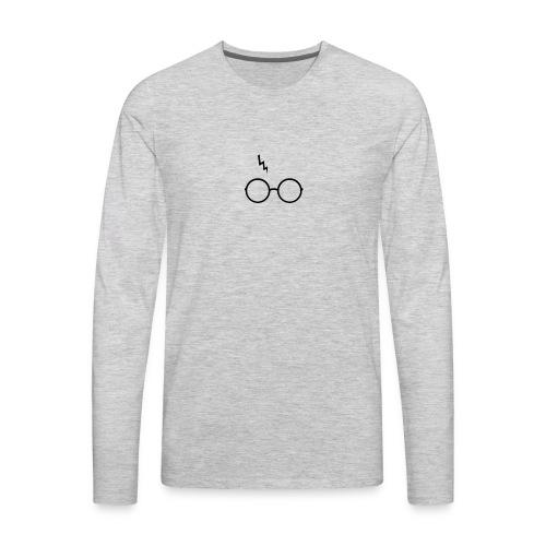 HP - Men's Premium Long Sleeve T-Shirt