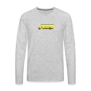 QuestTransit - Men's Premium Long Sleeve T-Shirt