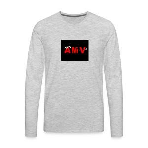 AMV - Men's Premium Long Sleeve T-Shirt
