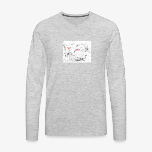 MohTV MERCH - Men's Premium Long Sleeve T-Shirt