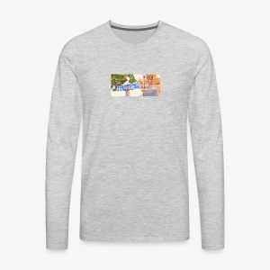 Gillette Street Early Dayz - Men's Premium Long Sleeve T-Shirt