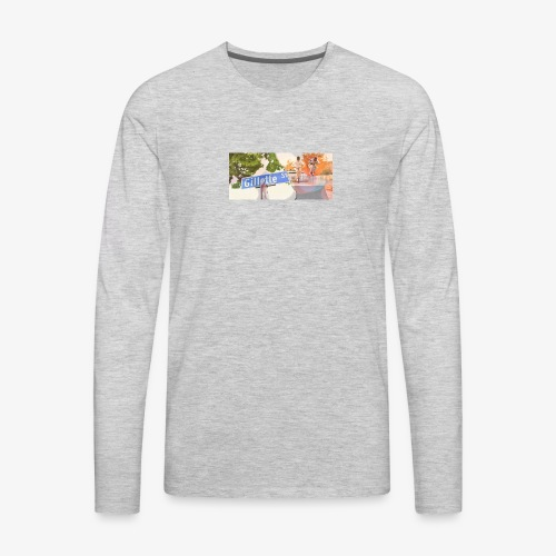 Gillette Street Early Dayz - Men's Premium Long Sleeve T-Shirt