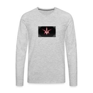 king of wolf - Men's Premium Long Sleeve T-Shirt