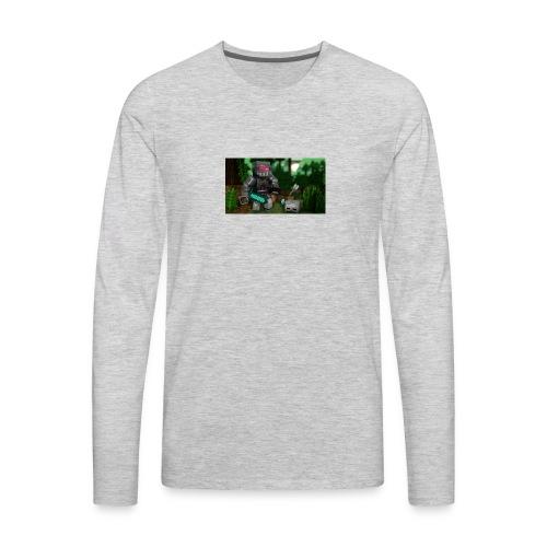 635486834048075026 - Men's Premium Long Sleeve T-Shirt