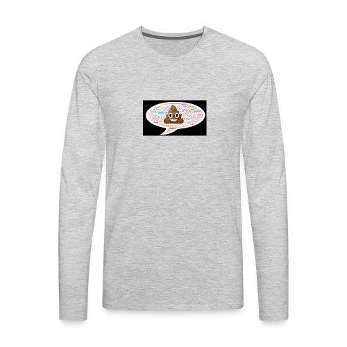 HTSS Global Design - Men's Premium Long Sleeve T-Shirt
