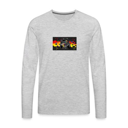 MNK_GAMING - Men's Premium Long Sleeve T-Shirt
