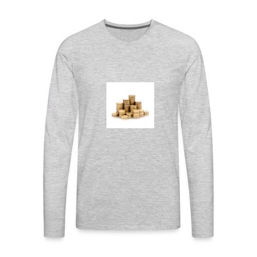 32 - Men's Premium Long Sleeve T-Shirt