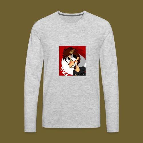 Peanutbuter hoodie VIP. - Men's Premium Long Sleeve T-Shirt