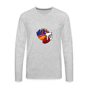 Nick TV Big and Tall - Men's Premium Long Sleeve T-Shirt