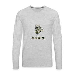 camo_exec - Men's Premium Long Sleeve T-Shirt