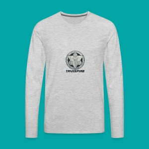 Sacred Geometry - Men's Premium Long Sleeve T-Shirt