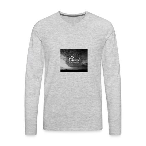 jeramih art - Men's Premium Long Sleeve T-Shirt