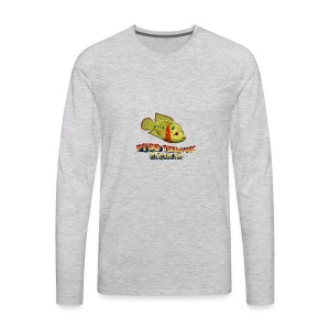 Pyro Trimac Cichlid Apparel - Men's Premium Long Sleeve T-Shirt