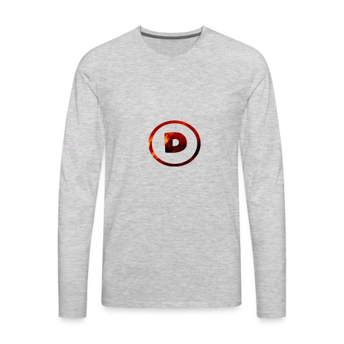 Dra9on Stuff #1 - Men's Premium Long Sleeve T-Shirt